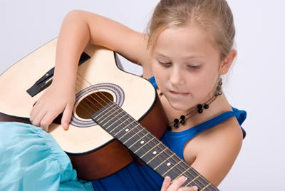 Young Musicians Get Smarter, Study Suggests