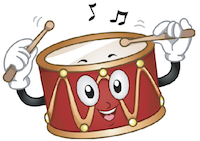 Happy Drum