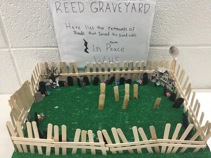Reed Graveyard